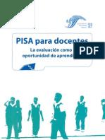 PISA para Docentes. La evaluación como oportunidad de aprendizaje. INEE (México)