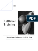 Kettlebell Training, For Dads and Others With Little Time