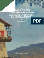Mirada Critica a La RSE en Iberoamerica Vol 2