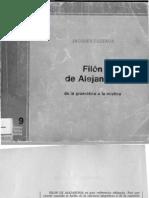 Filon Alejandria Jacques Cazeaux