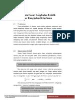 Hukum Rangkaian Listrik Dan Rangkaian Sederhana