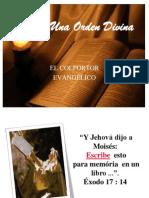 Ppt El Colportor Evangelico