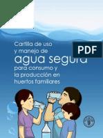 Cartilla Agua 250113