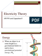 Electricity Theory
