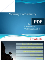 Mercury Porosimetry Updated