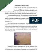 Plankton Sebagai Bioindikator