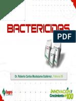Uso de Bactericidas 2
