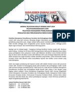 Pelatihan Diklat Manajemen Pemeliharaan Peralatan Medik Rumah sakit
