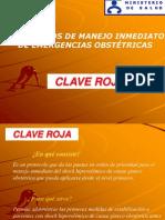 Clave Roja DR NUÑEZ