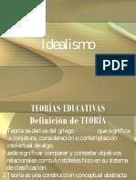 Idealism o