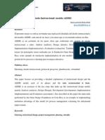 Diseño Instruccional-ADDIE