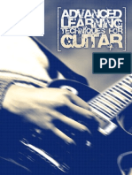 Jamorama - Advanced Learning Techniques for Guitar