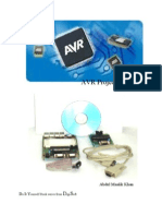 Avr Project Book