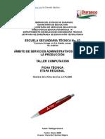 Análisis de Objeto Técnico de la Pluma
