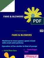 Fans Blowers Final