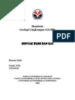 MINYAK BUMI DAN GAS.pdf Suplemen Geologi Lingkungan