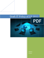 Draft IT Policy