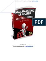 eBook Email Marketing de Sucesso