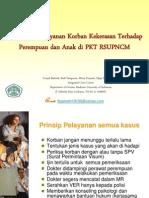Standarisasi Pelayanan Korban Kekerasan Terhadap Perempuan Di PKT