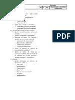 Evaluación de Control Interno Organización