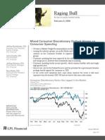 Market Update February 6, 2008
