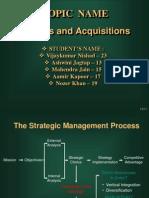 Strategic Management Ppt.