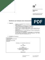 RichtlinienfuerschriftlicheArbeiten