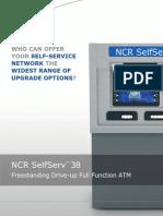 NCR SelfServ 38