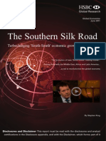HSBC Southern Silk Road