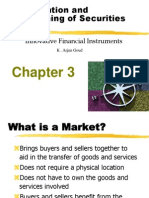 Organization & Functioning of Securities Markets.st