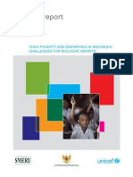 Child Poverty and Disparities