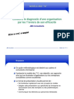 Diagnostic d'Une Organisation