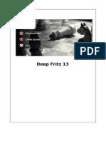 Deep Fritz 13 Manual