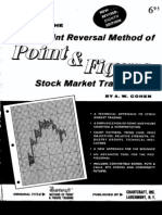A.W.cohen - Three Point Reversal Method of Point & Figure Stock Market Trading