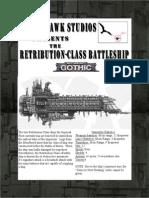 Retribution Class Battleship by Rocketmantan-d3f4oli