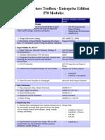 API Inspectors Toolbox - Enterprise Edition 570 Modules