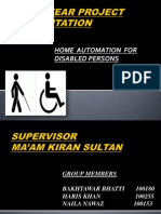 Final Year 3rd Ppt