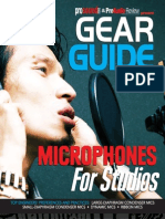 ProAudio Review Studio Microphone Gear Guide (Oct2009)