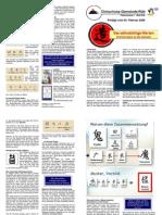 Erinnerungen an die Genesis - Chinesische Schriftzeichen (Mission 2)
