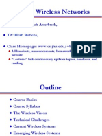 Wireless Networks Seminar Report and Topic