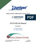Jncia Lab Mannual