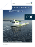 DNV Academy Singapore-Training Catalogue 2013 Tcm163-547246