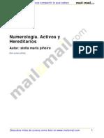 Numerologia - Activos y Hereditarios