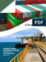 Port Master Planning