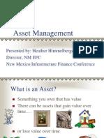 Asset Management Second Session