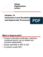 Ch_14_Instruction Level Parallelism and Superscalar Processors