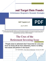 Beyond Target Date Funds