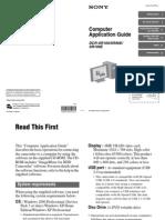 DCRSR100 Computer Application