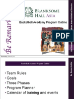 basketball program 7