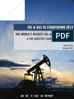 World OIL and Gas Companies IQ Report